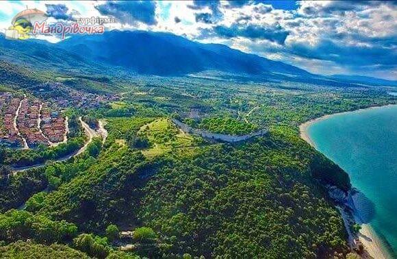 Греция с отдыхом на море из Одессы